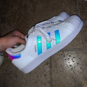 Like new Adidas superstars